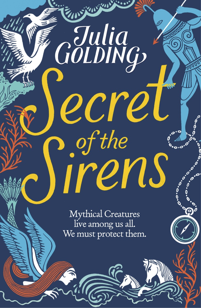 Secret of the Sirens – audiobook