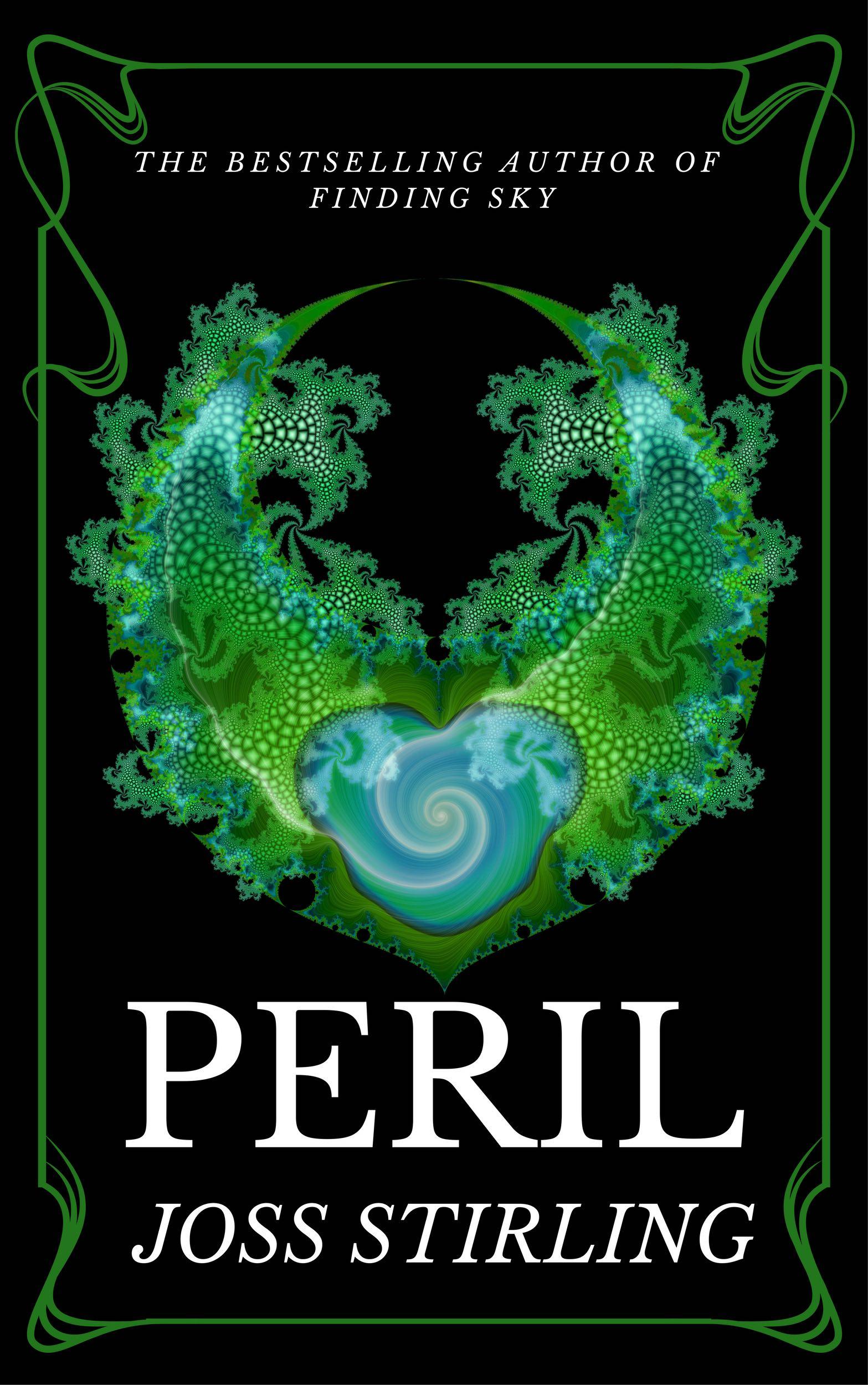 Peril cover black kindle copy