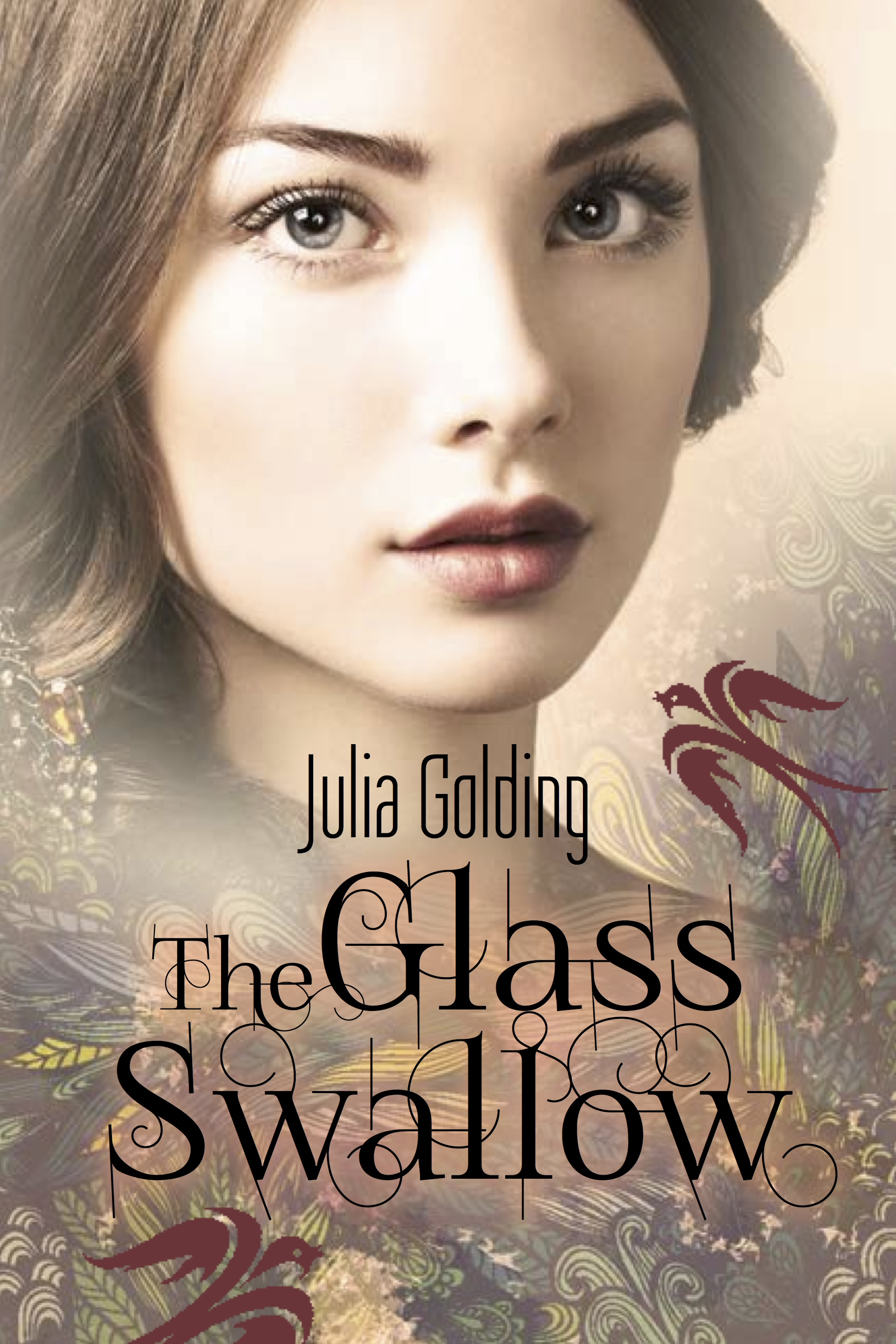 The Glass Swallow Cover EBOOK