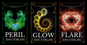 Flare – last in Peril series – out now