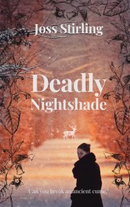 New book Joss Stirling book for YA readers: Deadly Nightshade